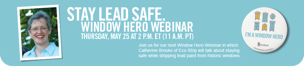 window restoration lead safety webinar