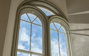 The importance of window preservation is connecting us with our past