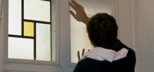 Window inserts are a great alternative to church storm windows