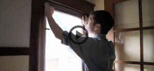 Winterize Old Windows Without Plastic