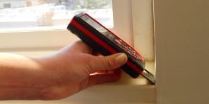 precise measuring for custom window inserts