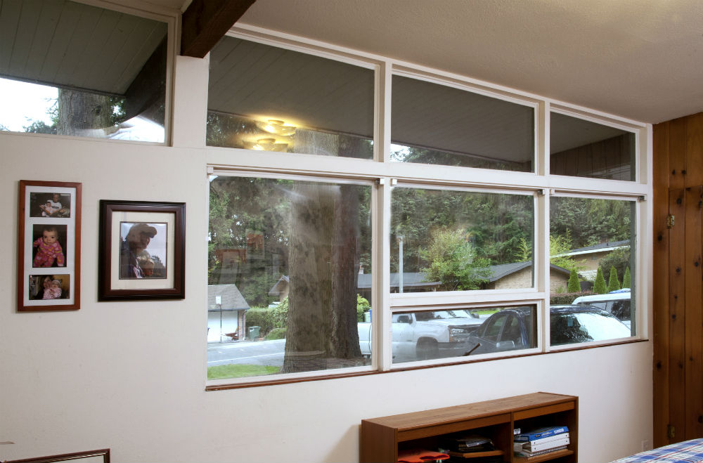 Insulating Midcentury Modern Windows Indow