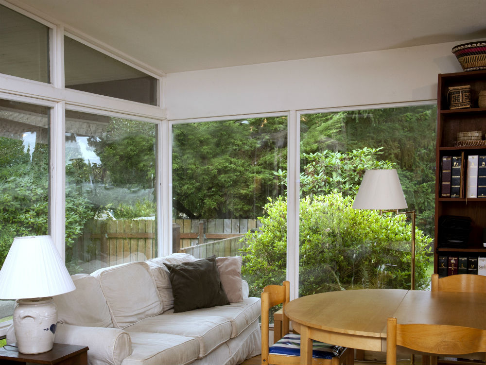 insulate midcentury modern windows