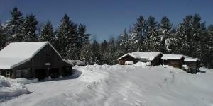 log cabin insulation ideas, window comfort