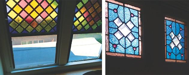 queen anne windows insulation