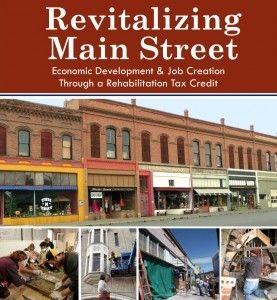 restoring historic main streets through good government policy