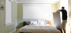 Blocking daylight with the new Indow Sleep Panel