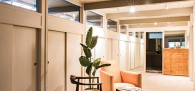 Eliminating window condensation in a Mid-century Modern marvel