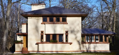Architect improves window insulation for his older home