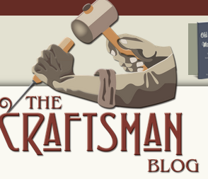 Craftsman blog capture