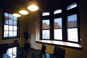 Indow window inserts are a conference room noise reduction solution