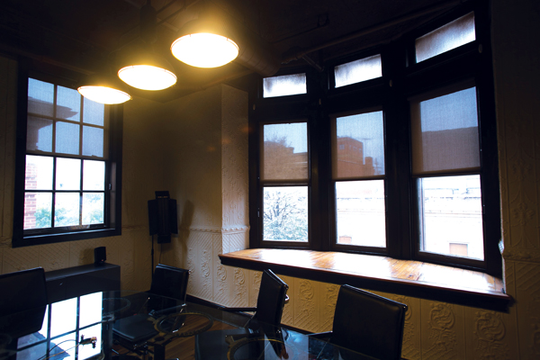 Conference room noise reduction with window inserts indow for How to reduce noise from windows