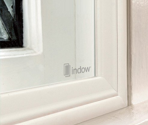 Indow block out the noise take in the beauty for Block out noise windows