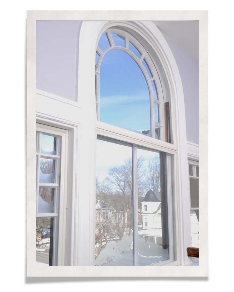 Indow insulated Arched Window Inserts appeared on This Old House