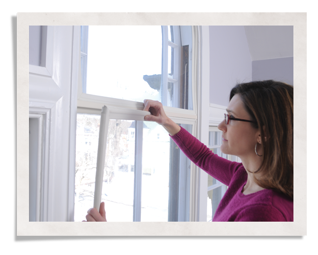 window soundproofing in historic home
