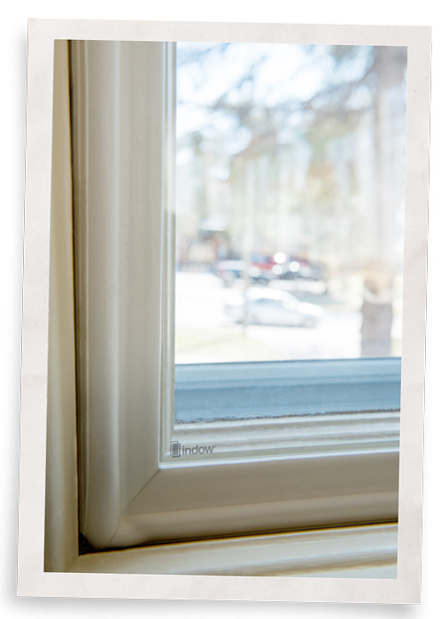 Indow inserts to insulate Queen Anne windows