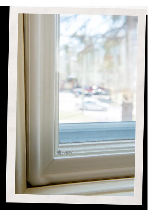 Indow inserts to insulate Queen Anne windows