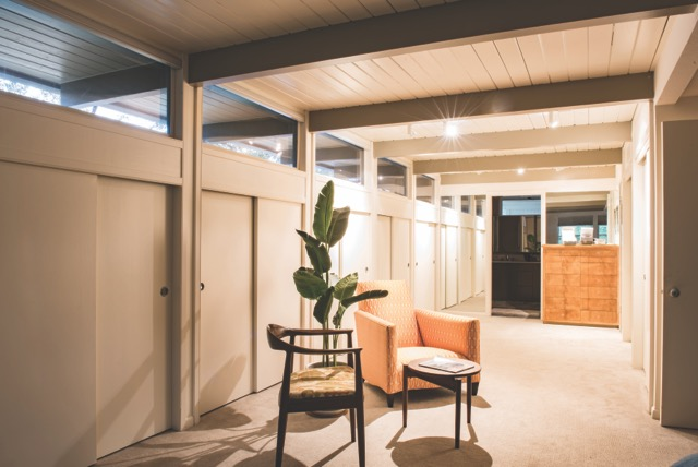 Preserving mid century modern windows for Mid century modern windows