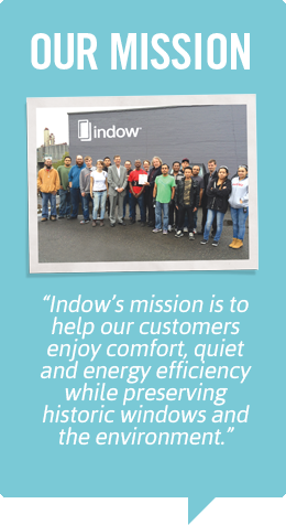 indow mission
