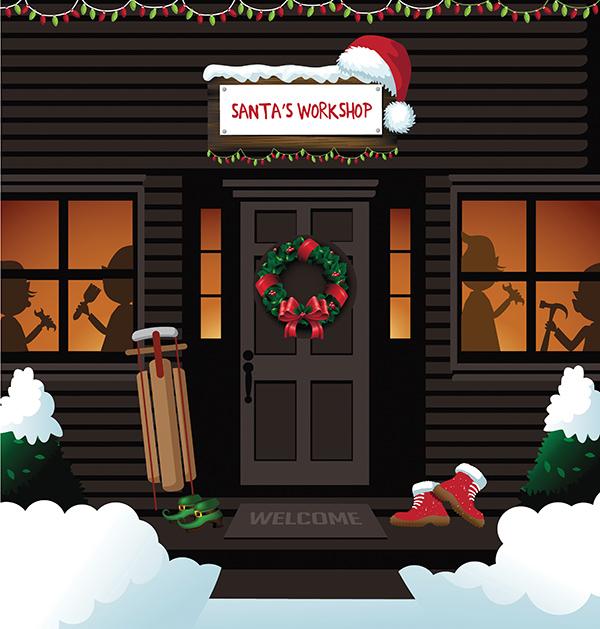 best way to insulate windows - santa workshop