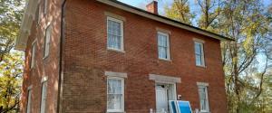 ealy house columbus ohio with indow window inserts