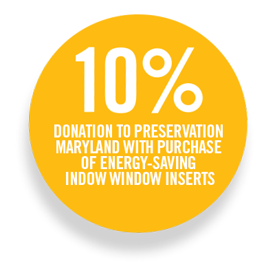 indow window preservation maryland