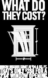 indow window cost