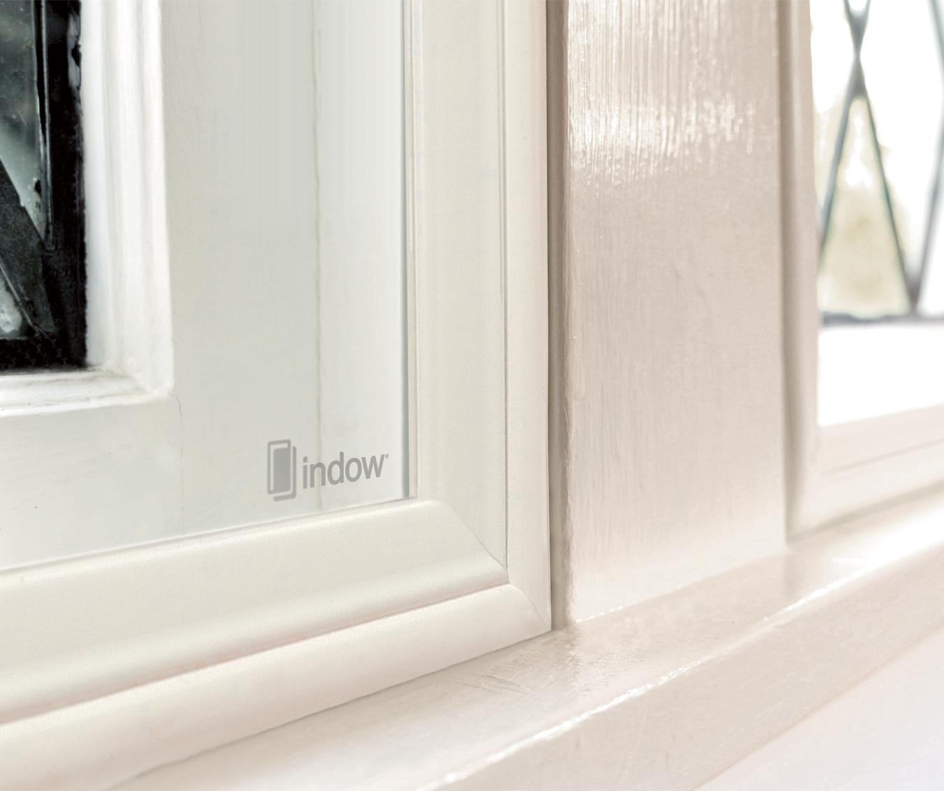 indow window insert summer cooling