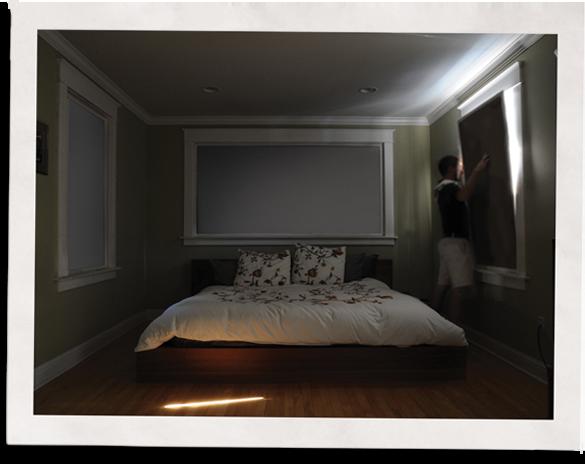 indow window sleep panel insert