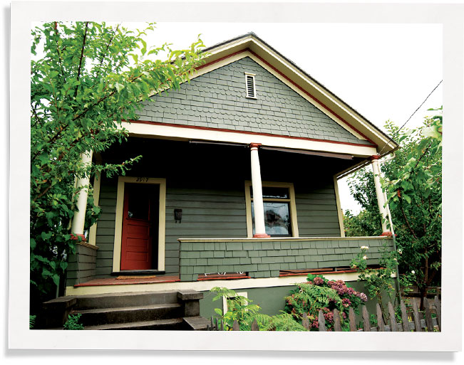 historic preservation oregon - craftsman style windows