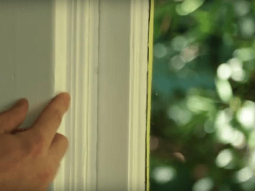 Indow Window Insert Frame Step