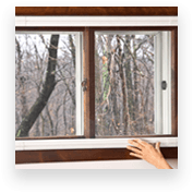 Interior vs exterior storm windows