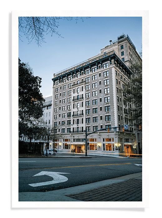 historic preservation - historic hotel