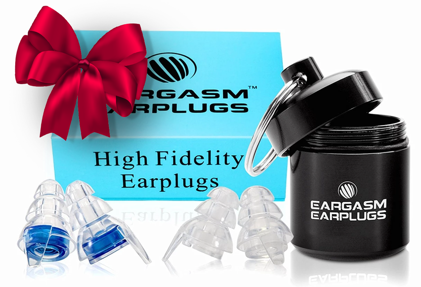 earplugs - peaceful gifts for musicians