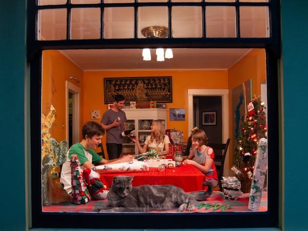 holiday family visits