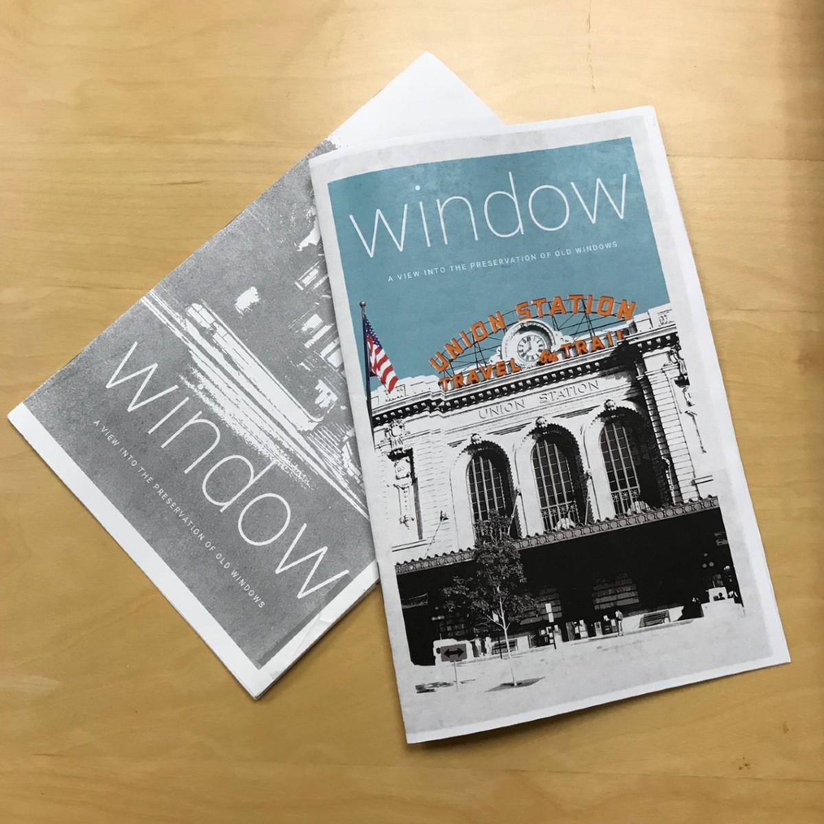window zine examples from previous years