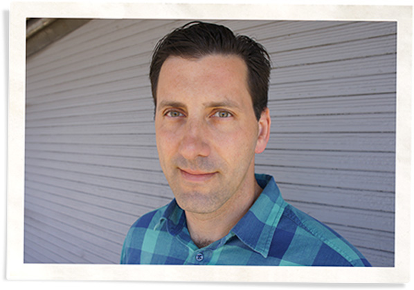 Meet the Indow Team; Russ Eisenberg, Indow VP of Sales