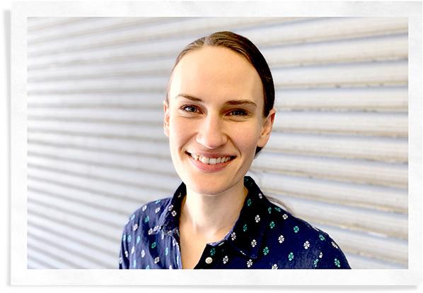 Meet the Indow Team; Kristina Damschen Spina, Indow VP of Marketing