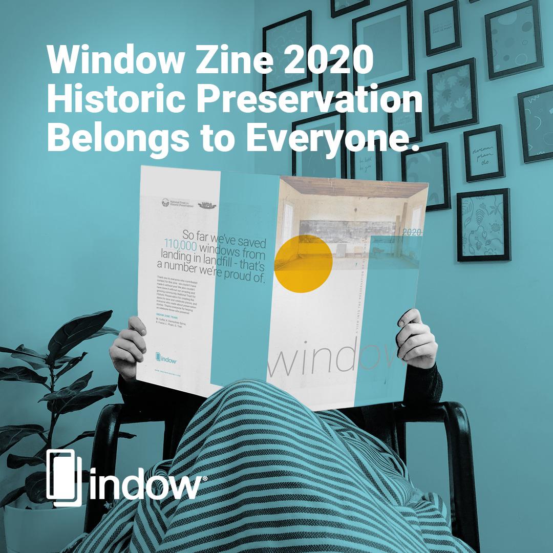 window zine 2020 - Indow window online zine