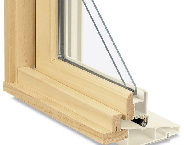 double-paned window