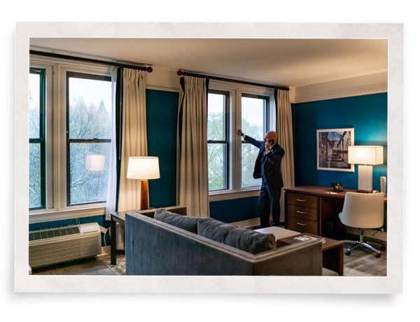 historic preservation - historic hotel