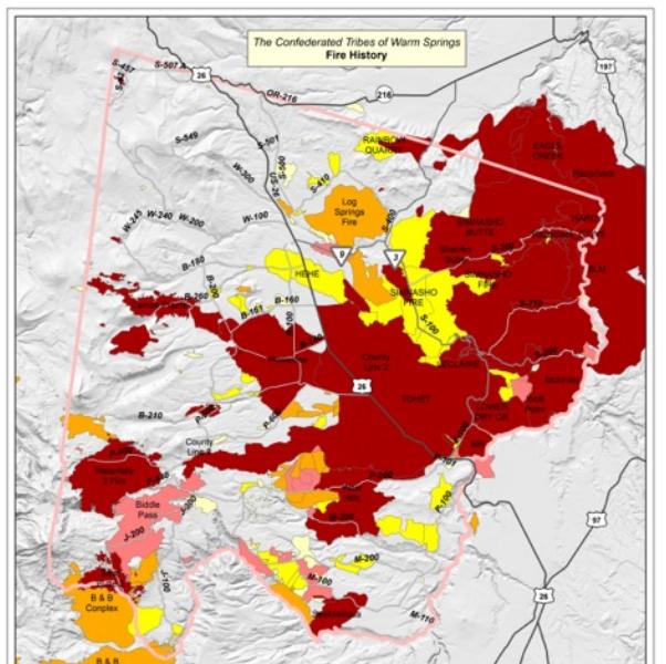 Oregon Forest Fires